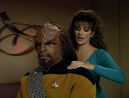 worf married