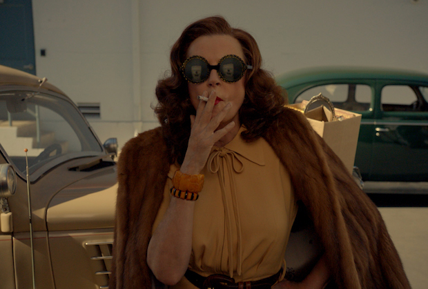 FEUD -- Pictured: Susan Sarandon as Bette Davis. CR: FX