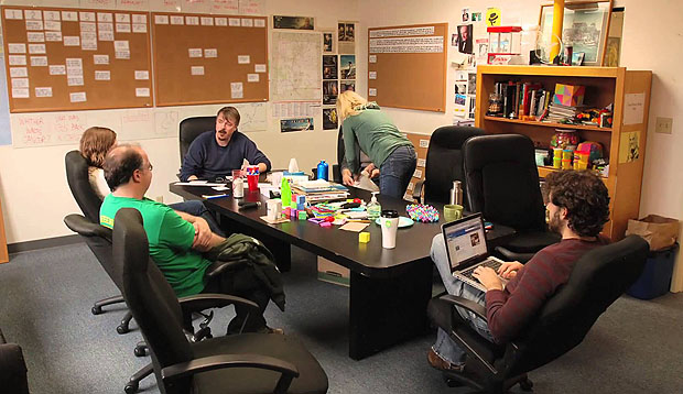 Writers-Room