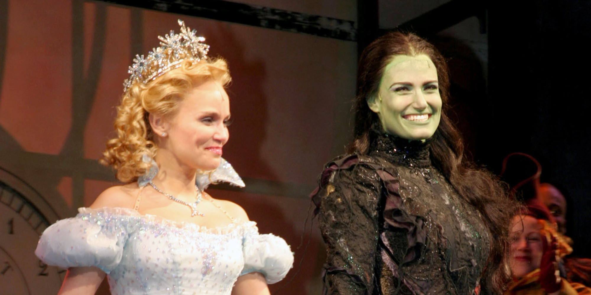 "Opening Night of ""Wicked"" on Broadway"